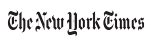 The New York Times logo used in media section on https://drcarlamanly.com/media page referring to articles including https://www.nytimes.com/2020/02/15/fashion/weddings/unmarried-happily-ever-after.html