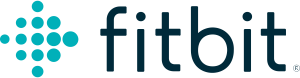 Fitbit Logoe used on Media Info Page on https://drcarlamanly.com to reference articles quoting Dr Carla Manly like https://blog.fitbit.com/post-workout-meditation/