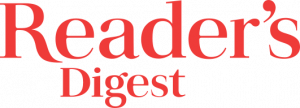 Reader's Digest Logo used on https://drcarlamanly.com to showcase articles citing Dr. Carla Manly like https://www.rd.com/list/how-im-making-my-business-virtual-post-coronavirus/